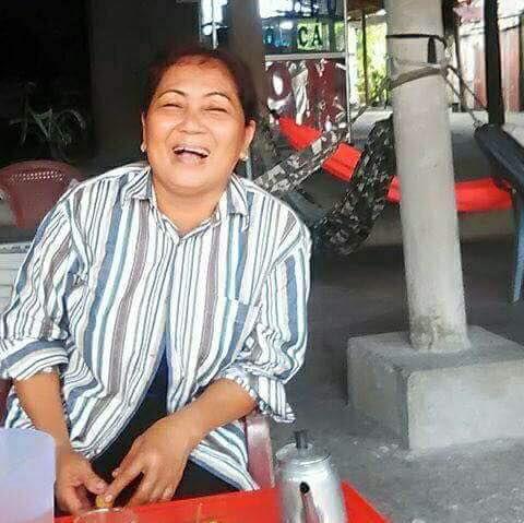 Bà Tám - chủ quán nước gần Bot Cai Lậy được mời về Công An làm việc