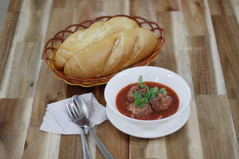 Bánh Mỳ Chảo Mỹ Tho - Photo Hoang Phuc