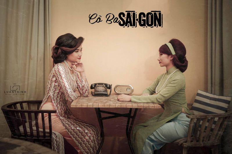 La Vita Garden Coffee - Quán cà phê ở Mỹ Tho mang phong cách Cô Ba Sài Gòn