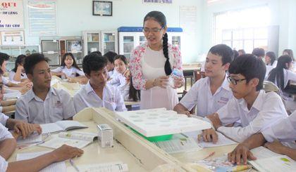 Chuyện cô giáo Nguyễn Thị Như Hằng với phương pháp dạy học sinh nào cũng mê