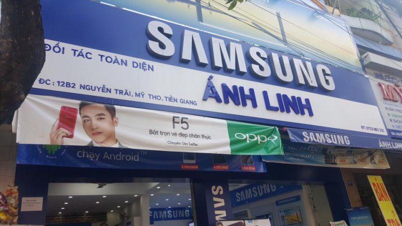 Cửa hàng điện thoại Ánh Linh Mỹ Tho tuyển nhân viên bán hàng