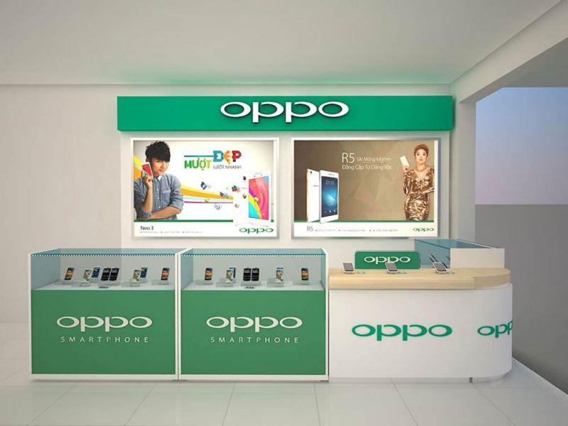 Cửa hàng điện thoại Oppo Mỹ Tho tuyển dụng nhân viên bán hàng
