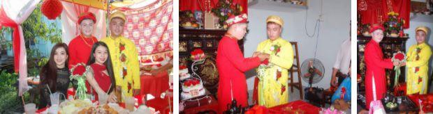 Đám cưới đồng tính nam ở Tiền Giang gây xôn xao cộng đồng mạng