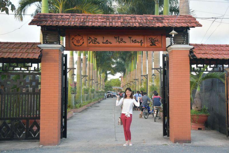 Khu du lịch Điền Lan Thôn Trang - Tiền Giang