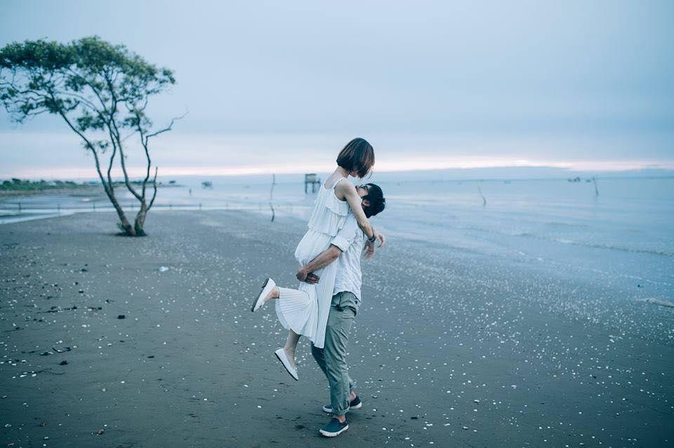 Đưa nhau đi trốn tại vùng biển cát đen ít người biết gần Sài Gòn