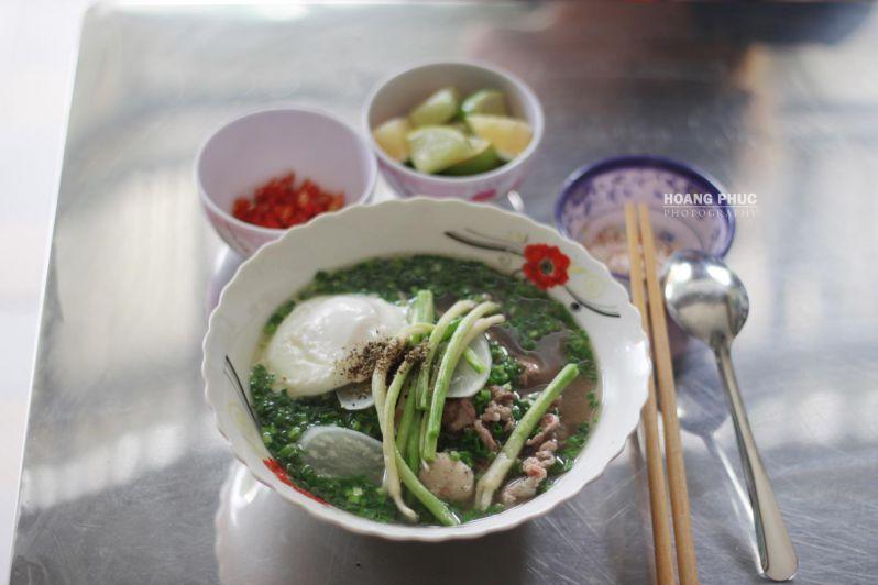 Bún nước - đặc sản Bình Định chỉ 30.000 đồng