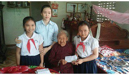 Mỹ Tho: Thăm, tri ân Mẹ Việt Nam Anh hùng Trần Thị Lang