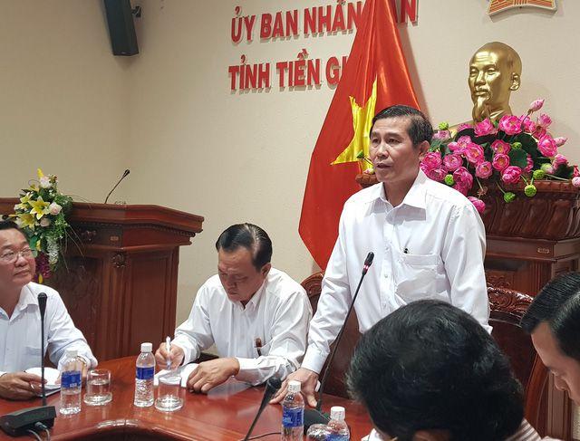 Tiền Giang sẵn sàng sơ tán 40.000 dân ứng phó với bão số 16