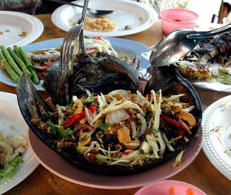 Sam biển Gò Công - Tiền Giang