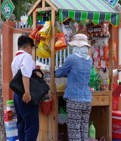Bí mật ly trà sữa trân châu siêu rẻ ở Mỹ Tho - Tiền Giang