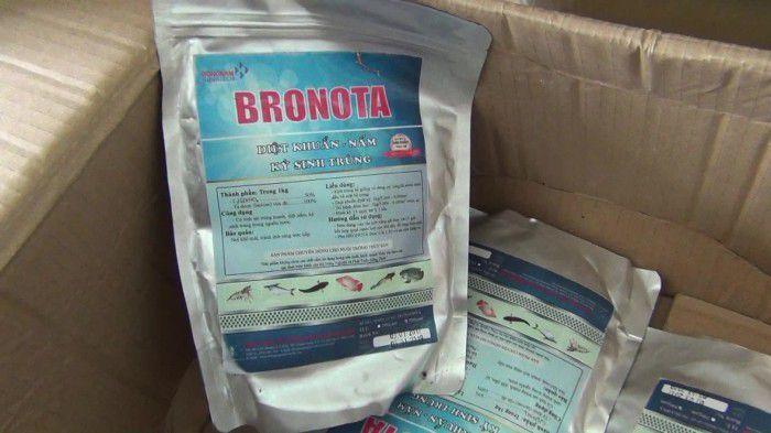 Công an Tiền Giang phát hiện cơ sở sản xuất thuốc thú y thủy sản không rõ nguồn gốc