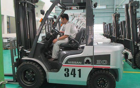 Công Ty TNHH Emivest Feedmill (Tiền Giang) tuyển dụng 1 tài xế xe nâng