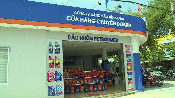 CHXD số 6 cũng đã triển khai kinh doanh dầu Điêzen cao cấp tiêu chuẩn mức V (EURO5). Ảnh: Lê Long