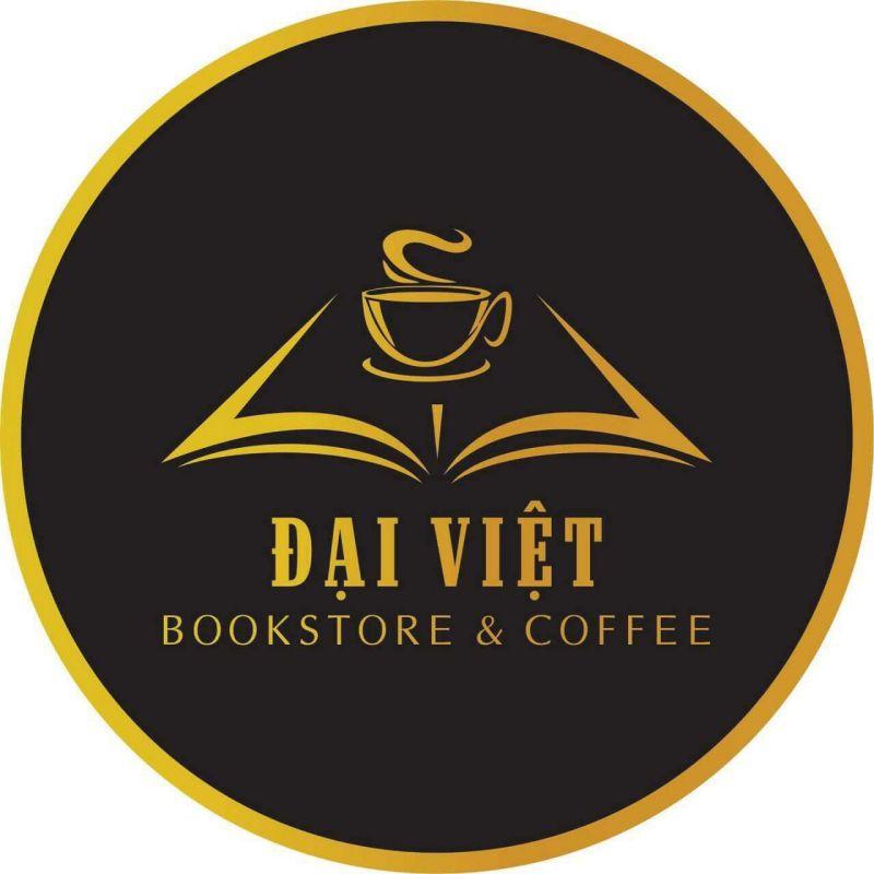 Logo Đại Việt Bookstore & Coffee Mỹ Tho