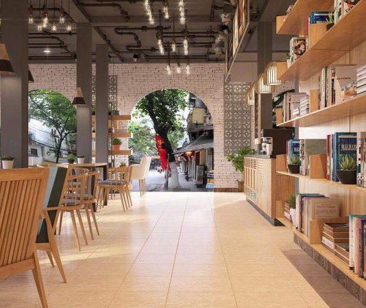 Có rất nhiều sách tại Đại Việt Bookstore & Coffee Mỹ Tho
