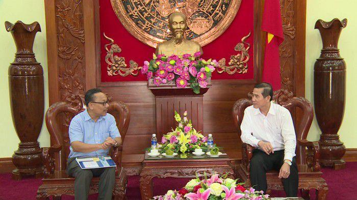 Khảo sát mở điểm đón khách tuyến tàu cao tốc Tiền Giang – Vũng Tàu