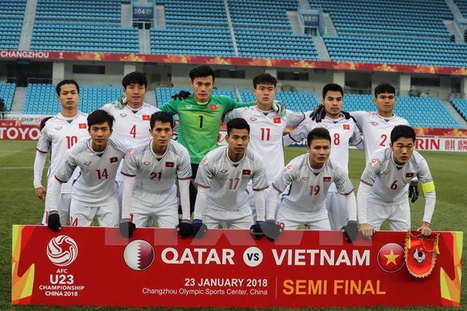 Kiến nghị tặng thưởng huân chương cho đội tuyển U 23 Việt Nam