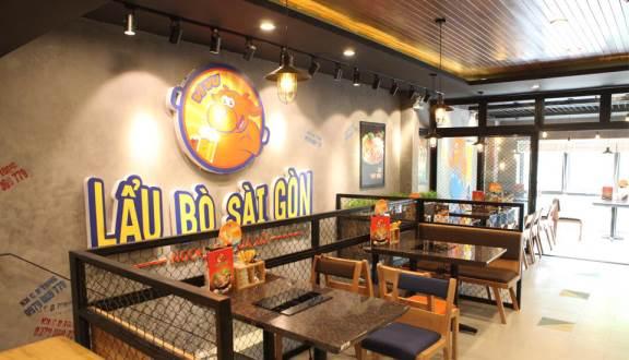 Lẩu bò ViVu Sài Gòn - Coop mart Cai Lậy tuyển dụng