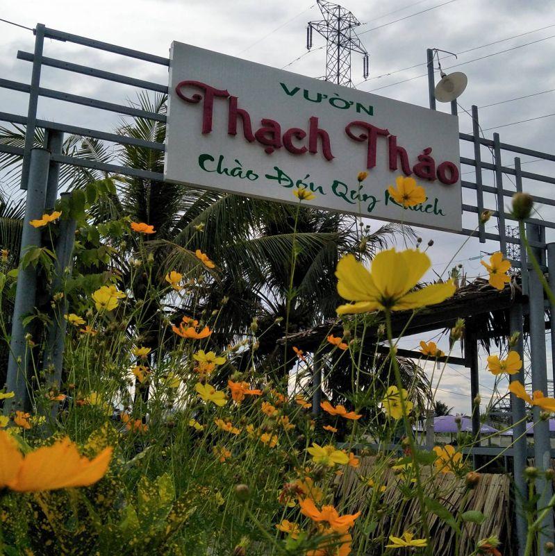 Vườn Hoa Thạch Thảo Mỹ Tho - Tiền Giang