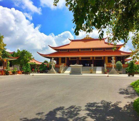 Thiền Viện Trúc Lâm Chánh Giác - Tân Phước, Tiền Giang