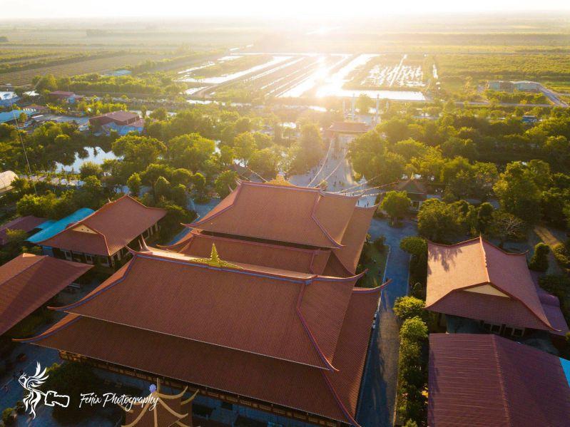 Thiền viện trúc lâm chánh giác - Tiền Giang