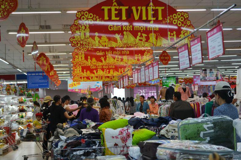 Tỉnh Tiền Giang đảm bảo hàng hóa phục vụ Tết Mậu Tuất 2018