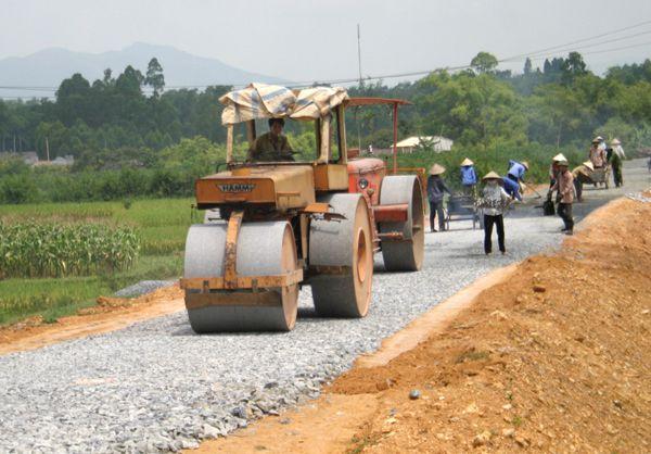 Tiền Giang đầu tư 110 tỷ đồng phát triển giao thông nông thôn