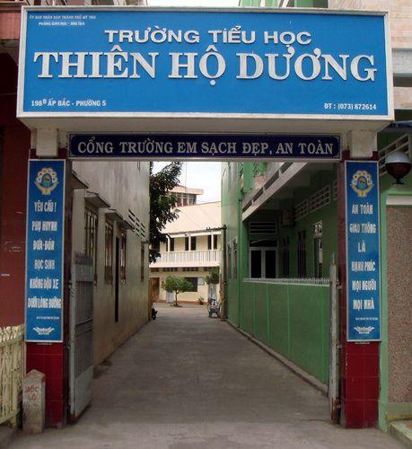 Trường Tiểu học Thiên Hộ Dương kỷ niệm 50 năm thành lập