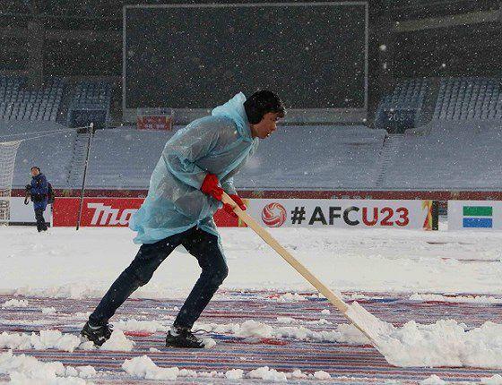 U23 Việt Nam… né tuyết