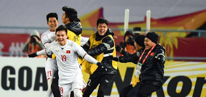 U23 Việt Nam xuất sắc vào chung kết giải U23 châu Á.