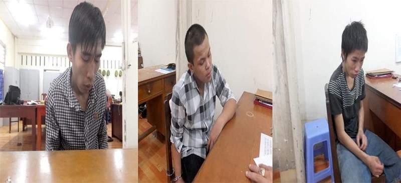 Bắt trọn nhóm thanh niên liên tiếp trộm xe ở Mỹ Tho, Tiền Giang