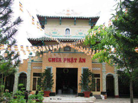 Chùa Phật Ân - Mỹ Tho, Tiền Giang