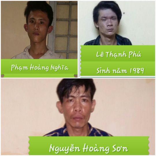 Công An Tiền Giang truy bắt băng trôm chuyên rinh két sắt