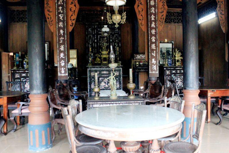 Làng cổ Đông Hòa Hiệp - một ngày đầu xuân