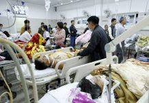 Tiền Giang: Số người nhập viện do đánh nhau và tai nạn giao thông tăng cao