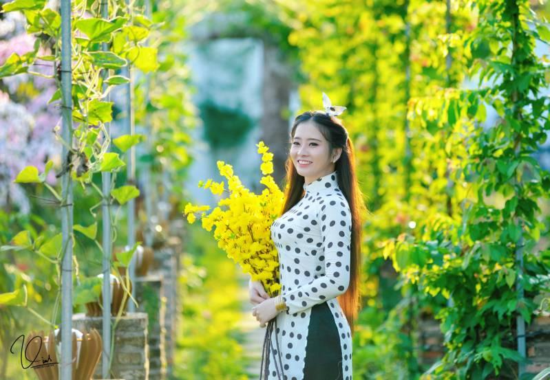 Vườn Hoa Mộc Thiên Hoa Mỹ Tho