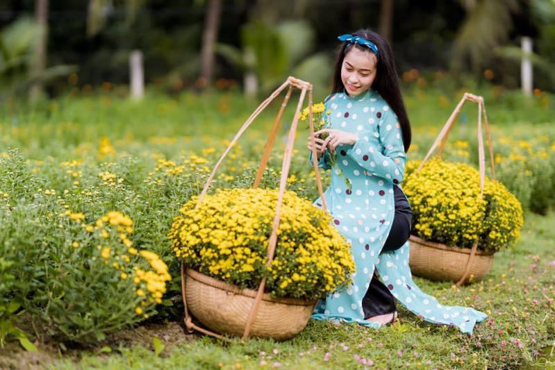 Vườn Hoa Vân Khôi - Mỹ Tho - Châu Thành, Tiền Giang
