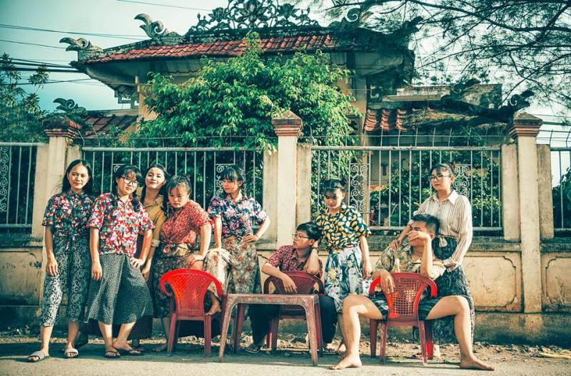 Bộ ảnh kỷ yếu chất nhất quả đất của học sinh Tiền Giang gây bão mạng xã hội