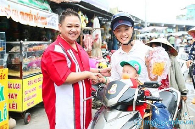 Đúng hay sai: Minh Béo về Tiền Giang bán trà, cộng đồng mang nhất quyết không tha