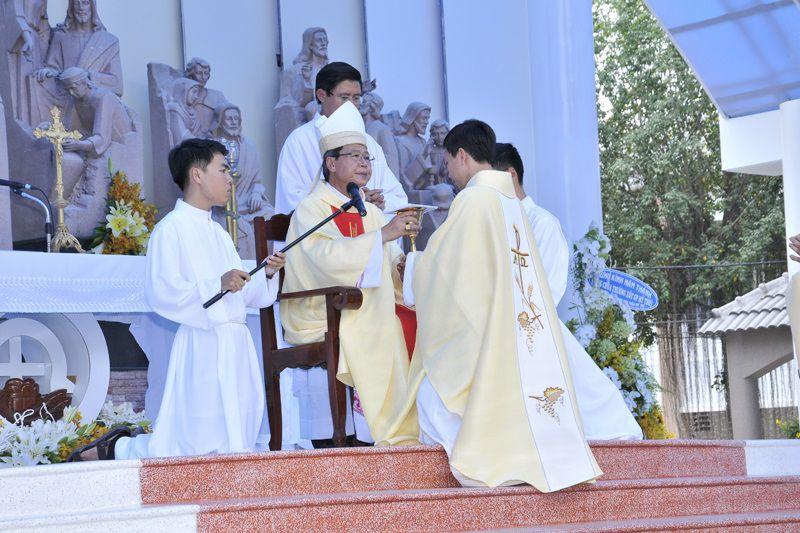 Mỹ Tho: Linh mục đoàn sắp có thêm thành viên