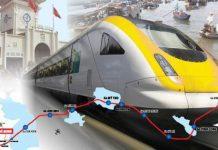 Sẽ có đường sắt TP.HCM - Cần Thơ 5 tỉ USD