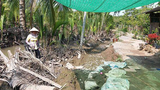 Tiền Giang: Công trình phát triển du lịch có tư lợi của gia đình Chủ tịch xã Thới Sơn