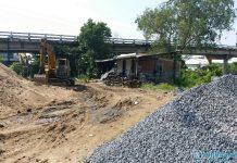 Nhiều bến vật liệu không phép ngang nhiên hoạt động ở Tiền Giang
