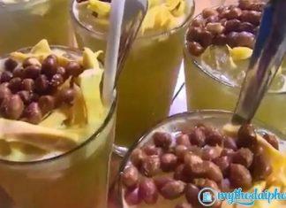 Cách làm nước mía cốt dừa Mỹ Tho béo ngậy ngọt mát mùa hè