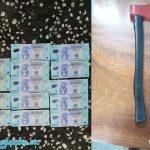 Công An Tiền Giang bắt quả tang nghi can đòi tiền bảo kê người bơm cát xây dựng