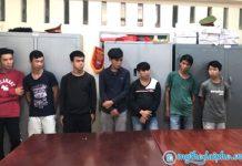 Công an tỉnh Tiền Giang đã tạm giữ hơn 40 đối tượng kích động, gây rối