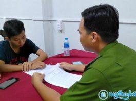 Điều tra 2 đối tượng cá độ bóng đá qua tin nhắn ở Châu Thành, Tiền Giang