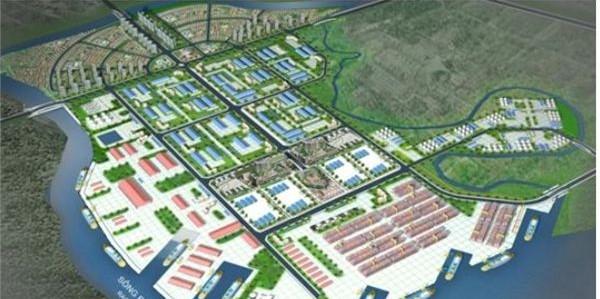 Thu hồi 'siêu' dự án của dầu khí ở Tiền Giang