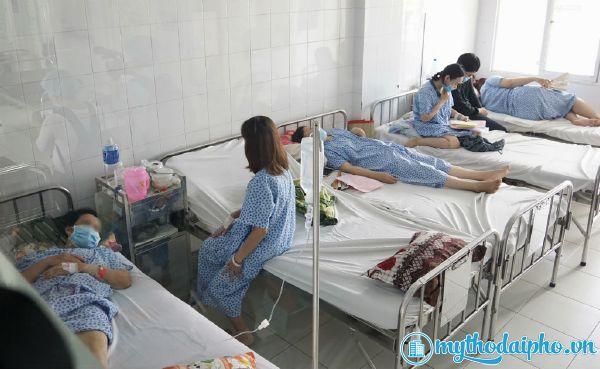 Tiền Giang: 3 bệnh nhân bị nhiễm cúm A H1N1 đã xuất viện