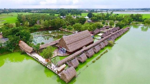 """Phải check-in ngay khu sinh thái - ẩm thực """"nổi như cồn"""" ở Tây Ninh"""